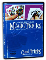 AMAZING EASY TO LEARN MAGIC TRICKS--CARD TRICKS W/