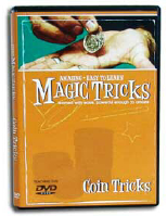 AMAZING EASY TO LEARN MAGIC TRICKS--COIN TRICKS