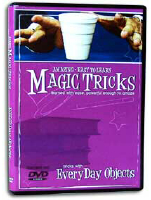 AMAZING EASY TO LEARN MAGIC TRICKS--TRICKS W/EVERY
