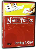 AMAZING EASY TO LEARN MAGIC TRICKS--FORCING A CARD