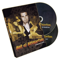 ART OF ATTRACTION--2 DVD SET