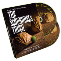 SCOUNDRELS TOUCH--2 DVD SET