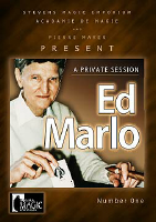 ED MARLO--A PRIVATE SESSION