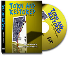 TORN AND RESTORED