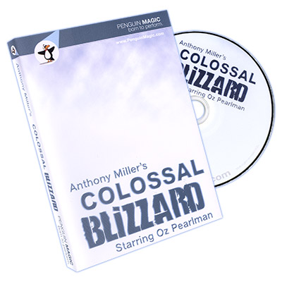 ANTHONY MILLER'S COLOSSAL BLIZZARD