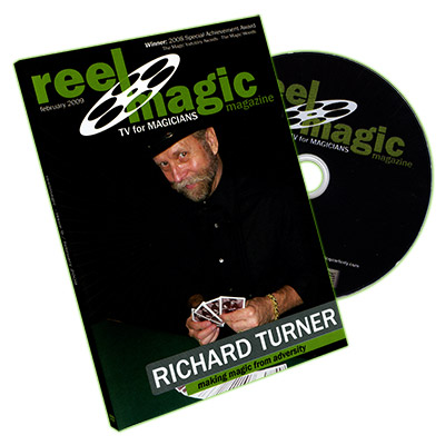 REEL MAGIC EPISODE  9--RICHARD TURNER