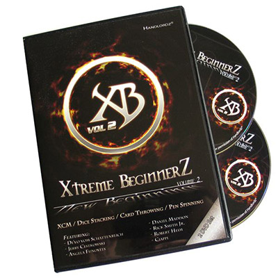 XTREME BEGINNERZ--2 DVD SET