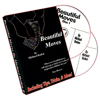 BEAUTIFUL MOVES--2 DVD SET