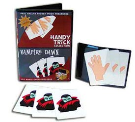 HANDY TRICK COLLECTION & VAMPIRE DAWN