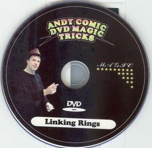 LINKING RINGS--DVD ONLY