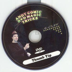 THUMB TIP--DVD ONLY