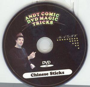 CHINESE STICKS--DVD ONLY