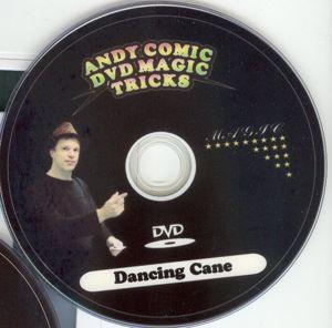 DANCING CANE--DVD ONLY