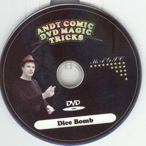 DICE BOMB (ATOMIZER)--DVD ONLY