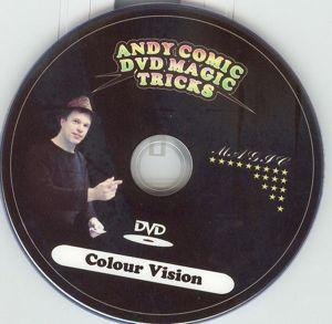 COLOR VISION--DVD ONLY