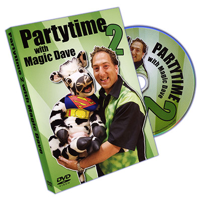PARTYTIME 2 WITH MAGIC DAVE