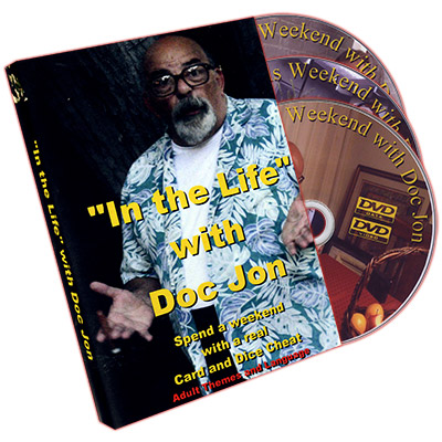 IN THE LIFE WITH DOC JON--3 DVD SET