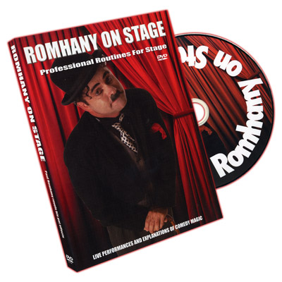 ROMHANY ON STAGE