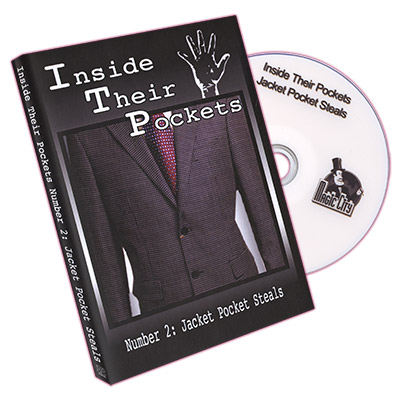 INSIDE THEIR POCKETS VOL. 2--JACKET POCKET STEALS