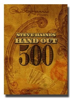 HAND OUT 500