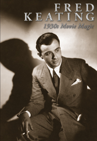 FRED KEATING: 1930's MOVIE MAGIC--3 DVD SET