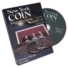 NEW YORK COIN MAGIC SEMINAR VOL. 11