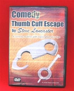 COMEDY THUMB CUFF ESCAPE