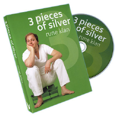 3 PIECES OF SILVER
