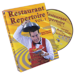 RESTAURANT REPERTOIRE VOL. 1