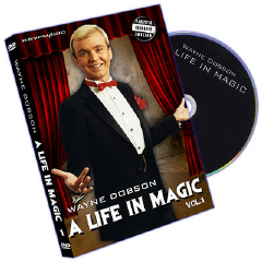 A LIFE IN MAGIC--FROM THEN UNTIL NOW VOL. 1