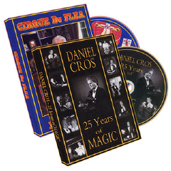 25 YEARS OF MAGIC AND CIRQUE DU FLEA--2 DVD SET