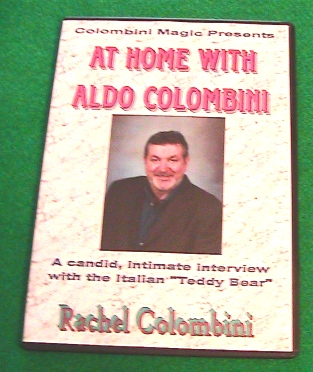 AT HOME WITH ALDO COLOMBINI