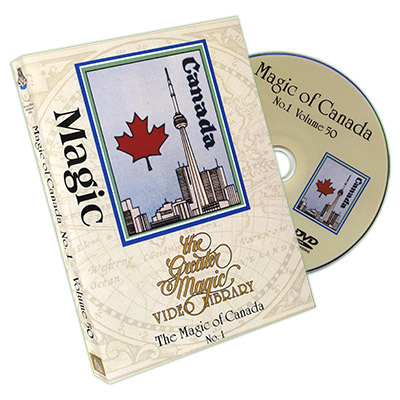 GMVL VOL. 50--MAGIC OF CANADA #1