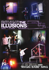 BEHIND THE ILLUSIONS
