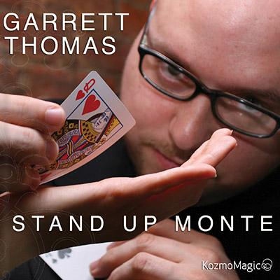STAND UP MONTE W/GIMMICK