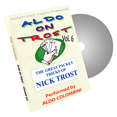 ALDO ON TROST VOL. 6--PACKET TRICKS