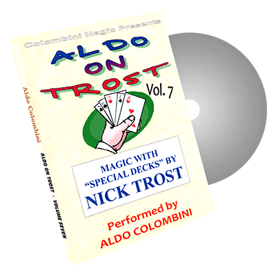 ALDO ON TROST VOL. 7--SPECIAL DECKS