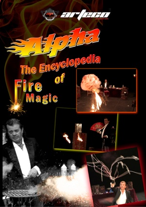 ENCYCLOPEDIA OF FIRE MAGIC--4 DVD SET