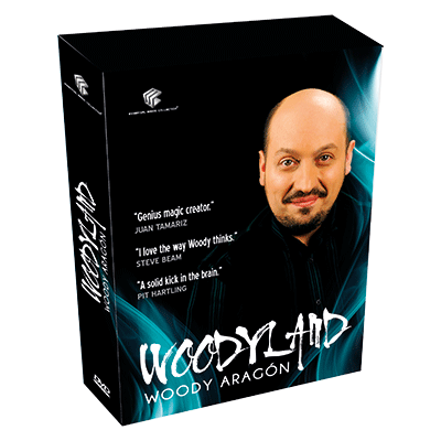 WOODYLAND--4 DVD SET