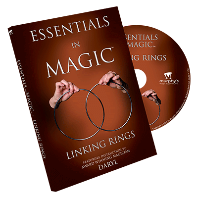 ESSENTIALS IN MAGIC--LINKING RINGS