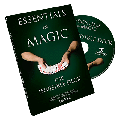ESSENTIALS IN MAGIC--THE INVISIBLE DECK