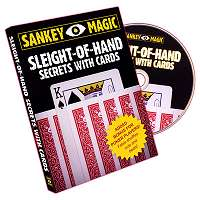 SLEIGHT-OF-HAND SECRETS WITH CARDS