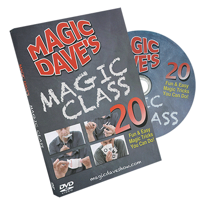 MAGIC DAVE'S MAGIC CLASS 20