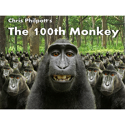 100th MONKEY--2 DVD SET W/PROPS
