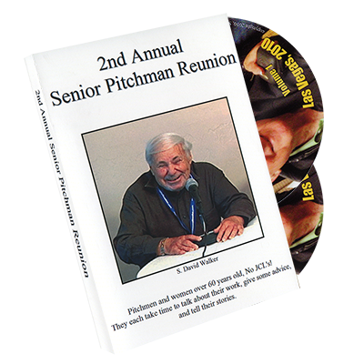 2nd ANNUAL SENIOR PITCHMAN REUNION--2 DVD SET