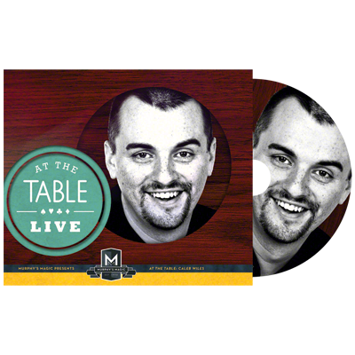 AT THE TABLE LIVE LECTURE--CALEB WILES