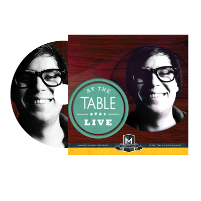 AT THE TABLE LIVE LECTURE--CHRIS MAYHEW