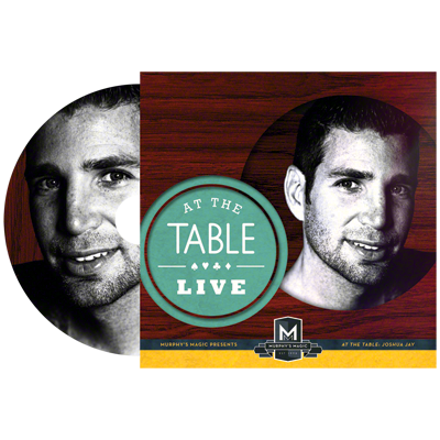 AT THE TABLE LIVE LECTURE--JOSHUA JAY