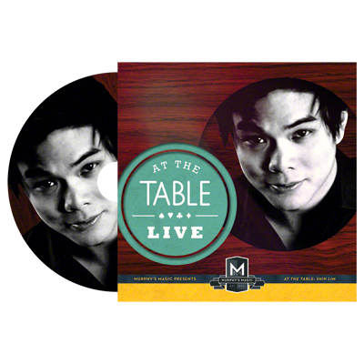 AT THE TABLE LIVE LECTURE--SHIN LIM