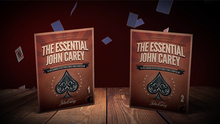 ESSENTIAL CAREY--2 DVD SET